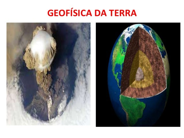 GEOFÍSICA DA TERRA