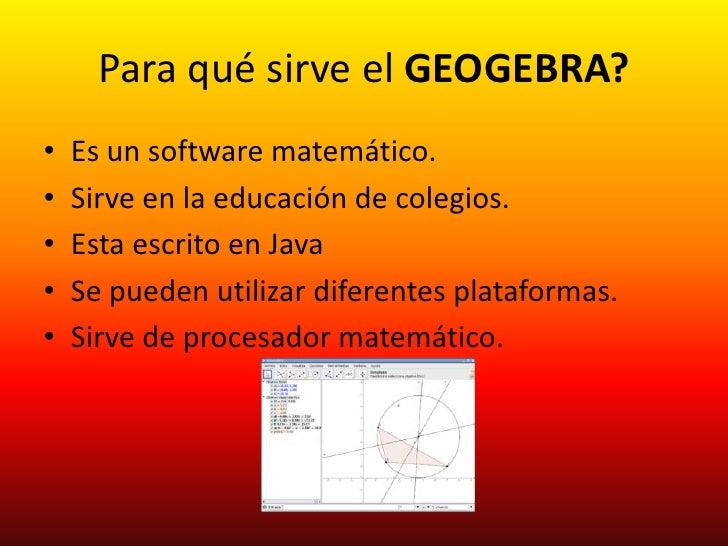 Geogebra carlangas Slide 2