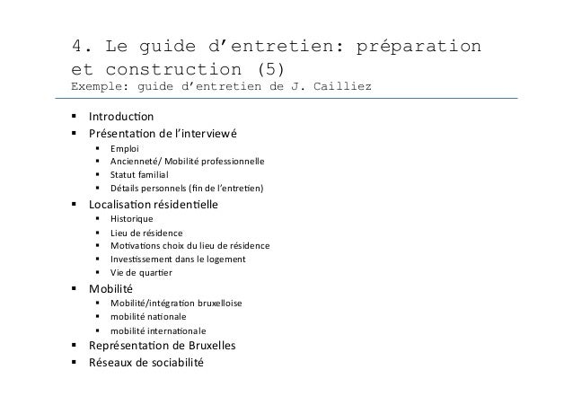 documents à consulter