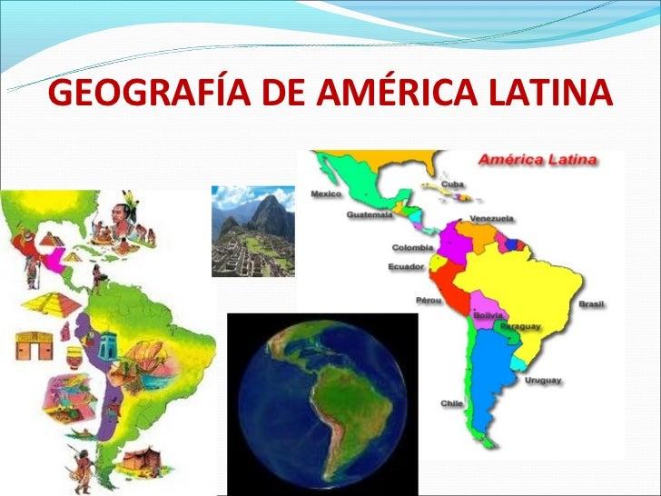 geografia de america latina fisica quantica - photo#1