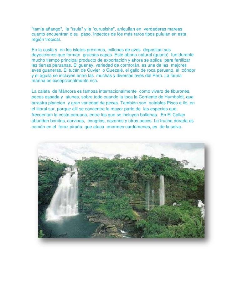 Geografía del perú Slide 3