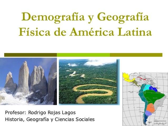 geografia de america latina fisica quantica - photo#2