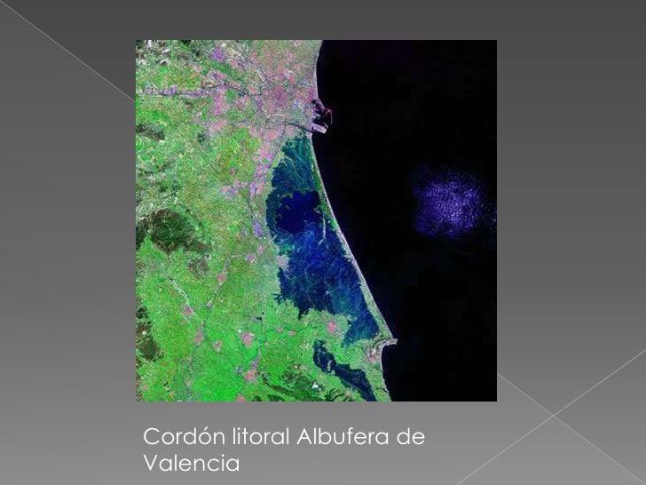 Cordón litoral Albufera de Valencia<br />