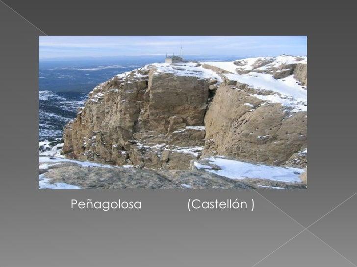 Peñagolosa           (Castellón )<br />