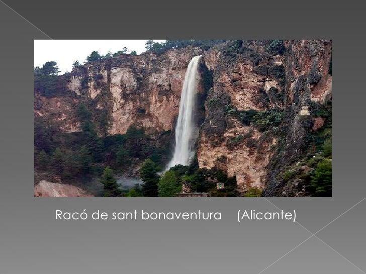 Racó de santbonaventura    (Alicante)<br />