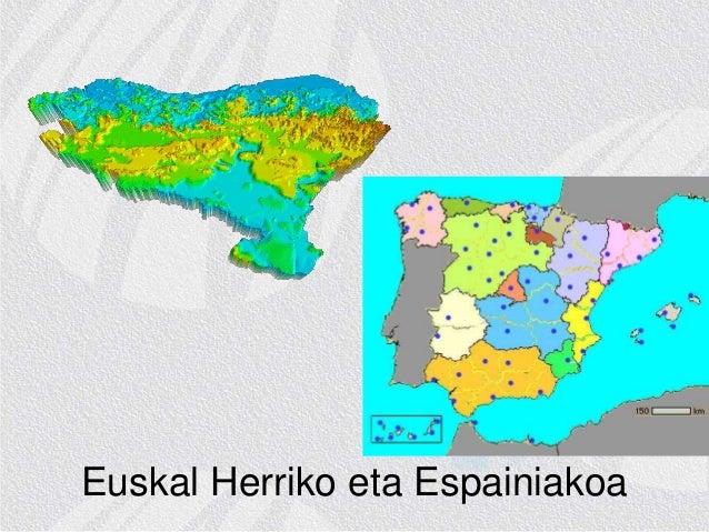 Euskal Herriko eta Espainiakoa
