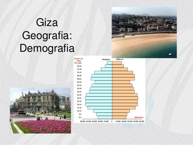 Giza Geografia: Demografia