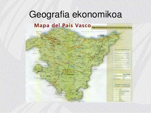 Geografia ekonomikoa