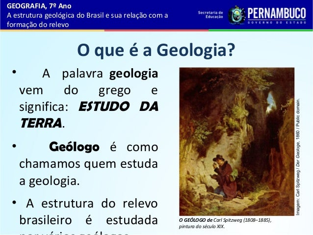 Geografia A Estrutura Geologica Do Brasil E Sua Relaçao Com