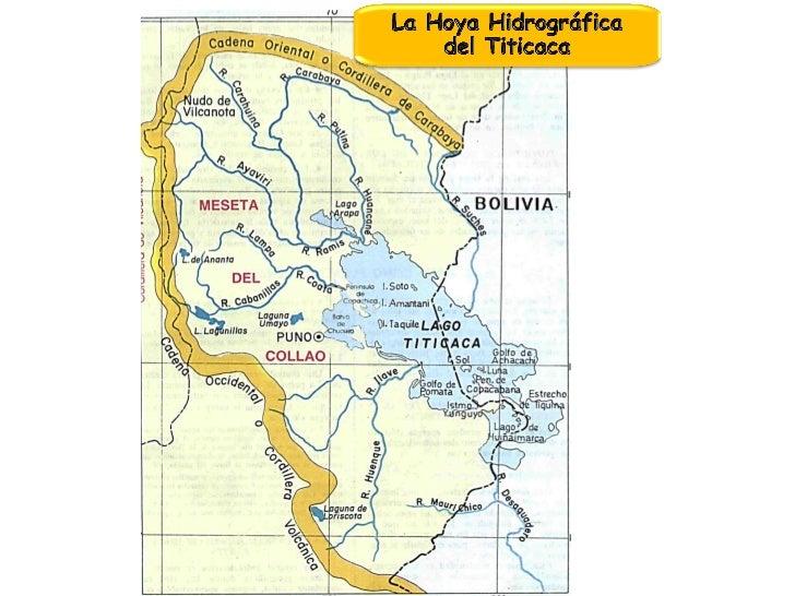 Geografia-PERU-mapa vertiente titicaca