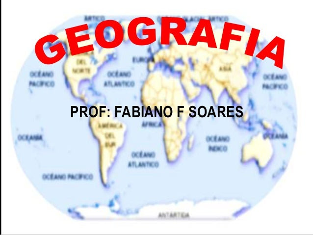 PROF: FABIANO F SOARES