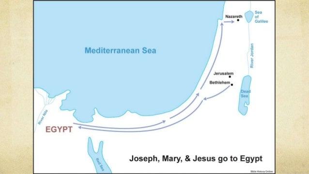 Geografía bíblica futura