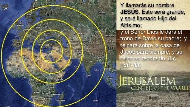 Geografía bíblica general. Dibujando en la Tierra las historias de la Biblia pasadas y futuras