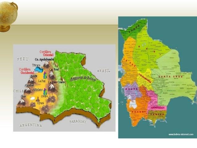 Geografia Boliviana Y De La Region