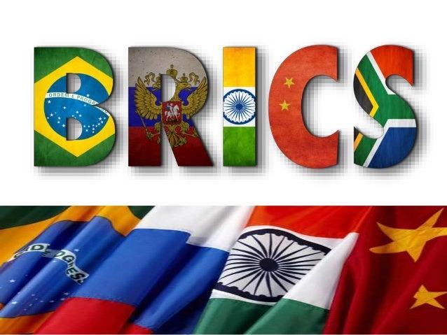 Brics é uma sigla que se refere a Brasil,  Rússia, Índia, China e África do Sul, que  se destacaram no cenário mundial pel...