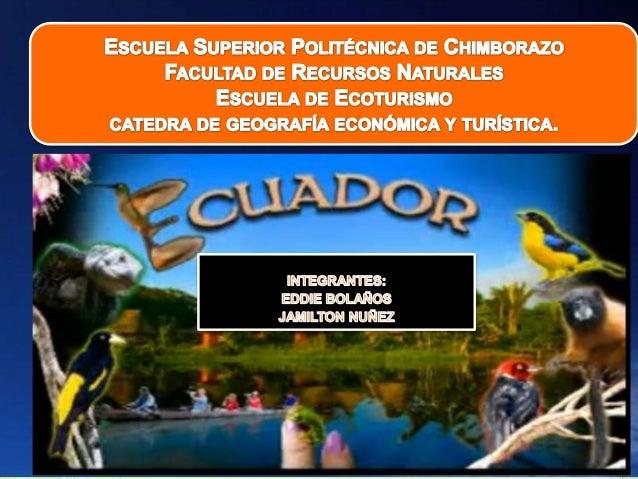 DIVISIÒN POLÌTICA DEL ECUADOR #        Provincia                Capital           Extensión11    Azuay                Cuen...