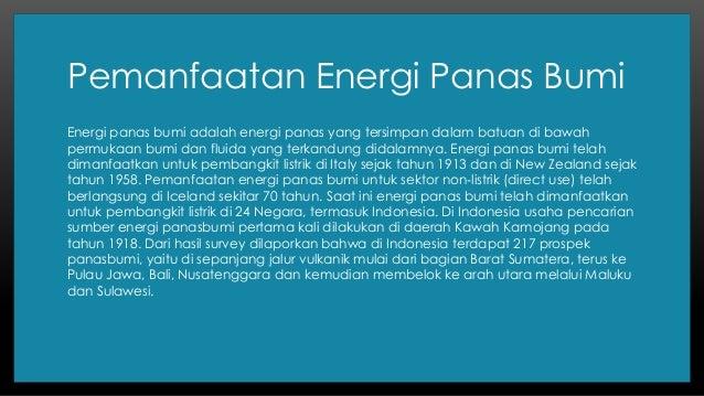 Contoh Energi Alternatif Untuk Memasak Contoh Oi