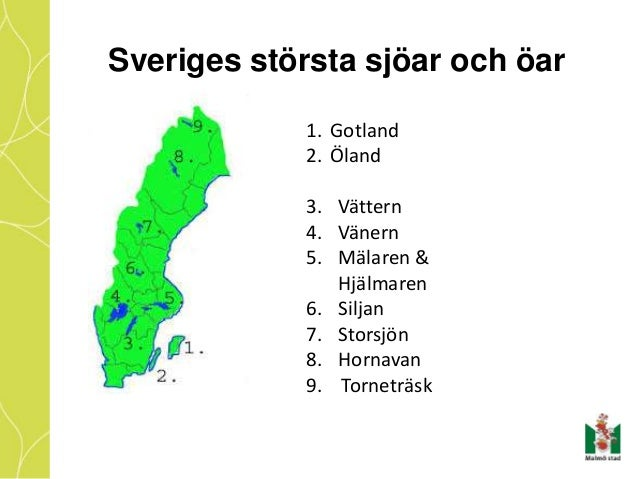 sveriges största kommuner