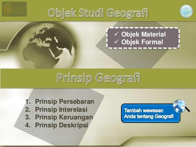 Download PPT Konsep, Prinisip, Pendekatan dan Ruang ...