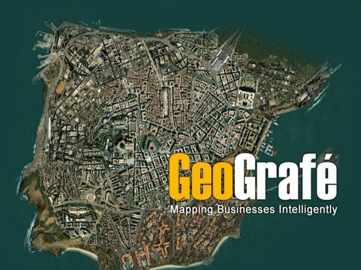 GeoGrafé What a Solution !!!