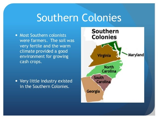 The Natural Resources Used In The Virginia Colony
