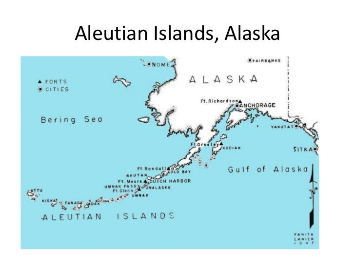 Aleutian Islands Mt St Helen