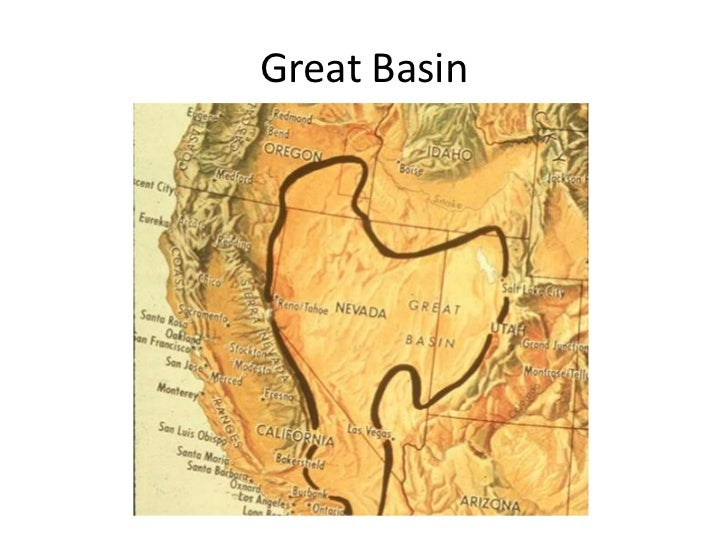 Geographic Features Of The Western United States - Physical characteristics of the united states