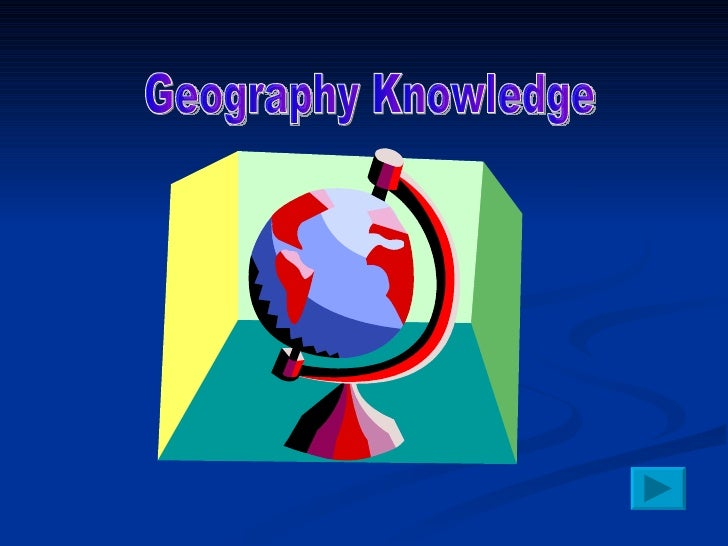 Geography Knowledge