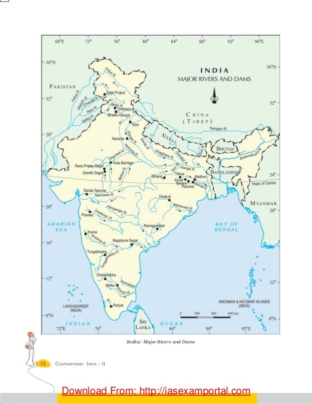 dams and rivers of india Dams of india have been built across many perennial rivers since the independence of indiathese dams in india are a part of several multi-purpose projects to serve a variety of needs.