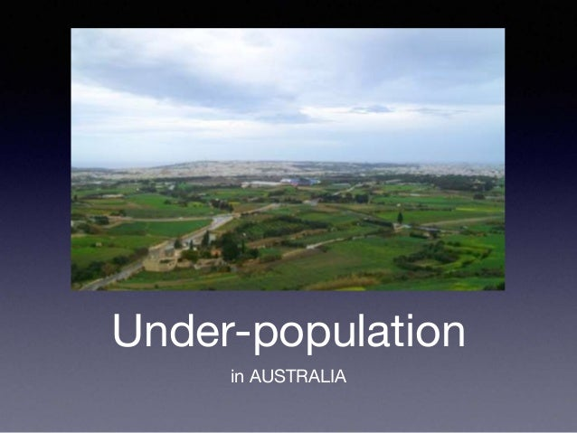 under population The challenges of a peak human population are real, but we know what we have to do the challenges of a dwindling human population tending toward zero in a developed world are scarier because we've never been there before.