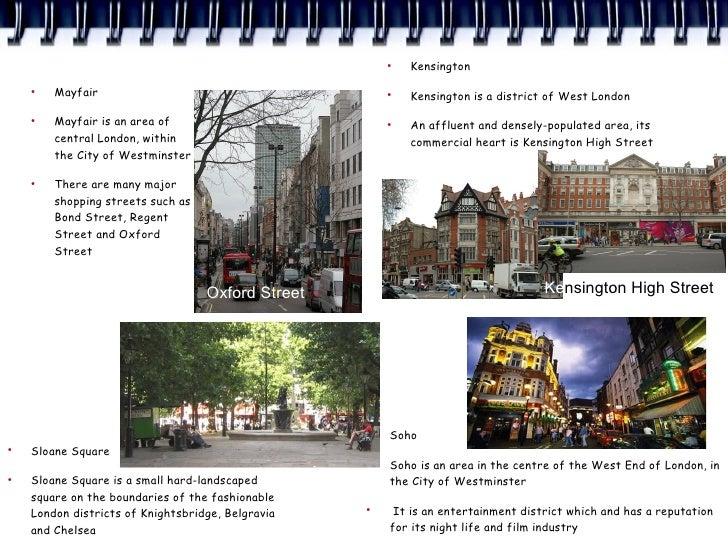 ●                                                            Kensington     ●         Mayfair                             ...