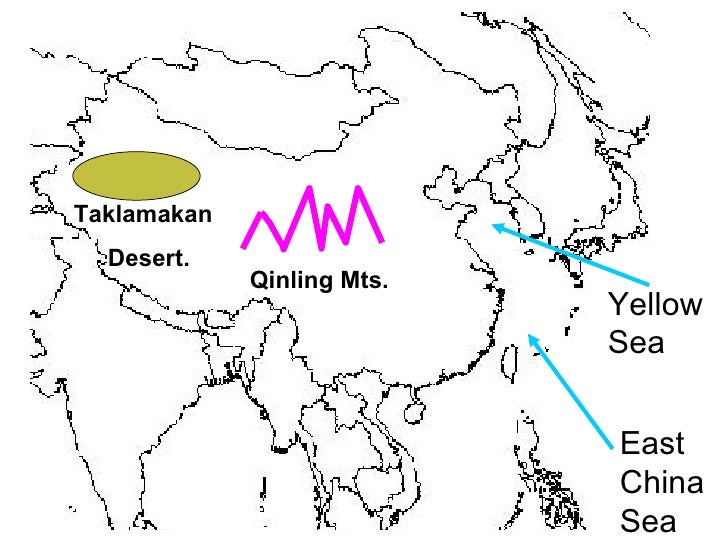 labeled map of ancient china Geography Of Ancient China Map Labeling labeled map of ancient china