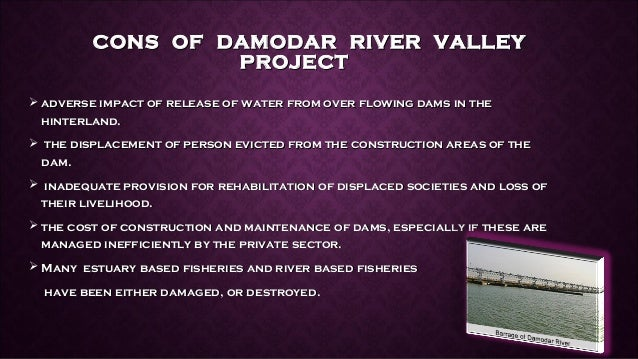 what are the pros and cons of dams