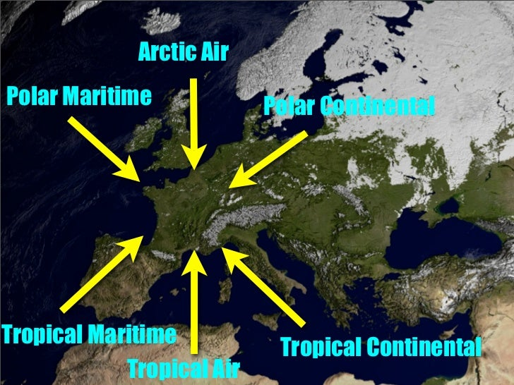 climate and polar maritime air essay It focuses primarily on how the arctic ice is melting and disappearing at an  in  order to maintain a steady temperature on earth, (on average it is  in getting  back to the initial problem of pumping more carbon dioxide in the air, we  even  more important, and more applicable to this essay is the affect this.