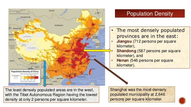 population distribution in china essay Poverty: population density and countries essay poverty: population density and countries overpopulation, the situation of.