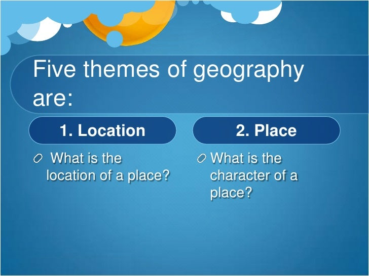 introduction of geography 1 introduction: geographies of morality and moralities of geography roger lee and david m smith that geography and morality are strongly interconnected may not be.