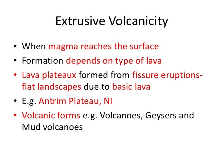Geography notes volcanoes earthquakes aqa batholiths 11 ccuart Images