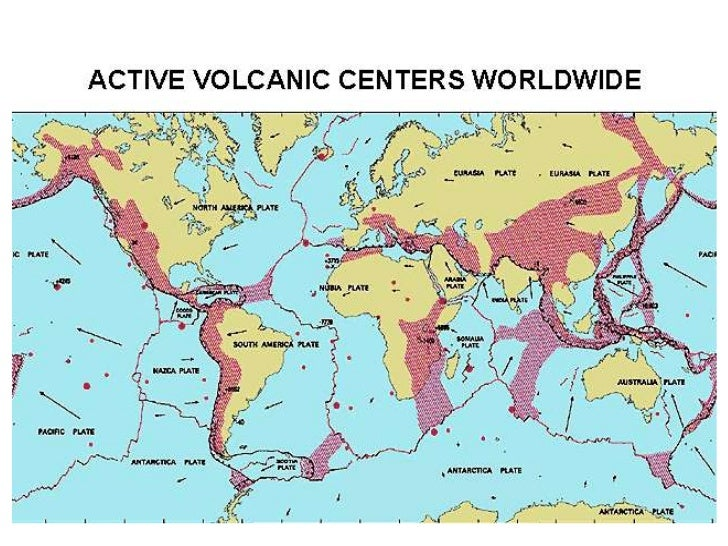 Geography notes volcanoes earthquakes aqa pacific ocean hawaiian islands 15 effects of volcanic gumiabroncs Gallery