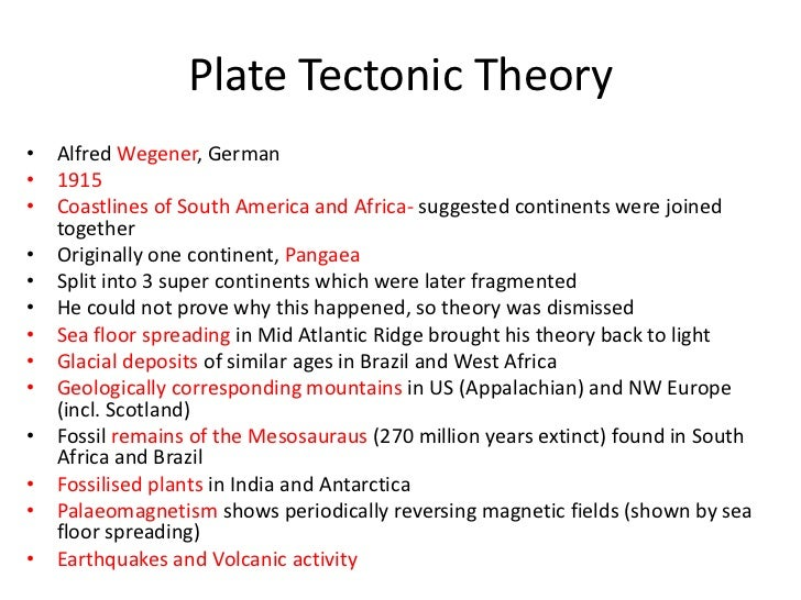geography notes volcanoes earthquakes aqa plate tectonic