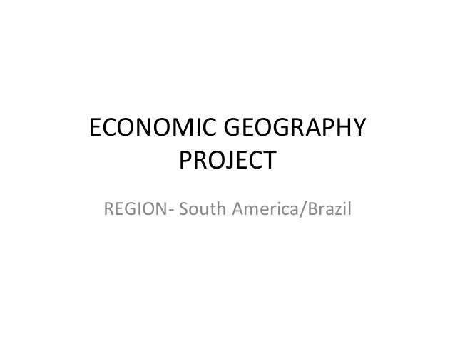 M.S. Geography
