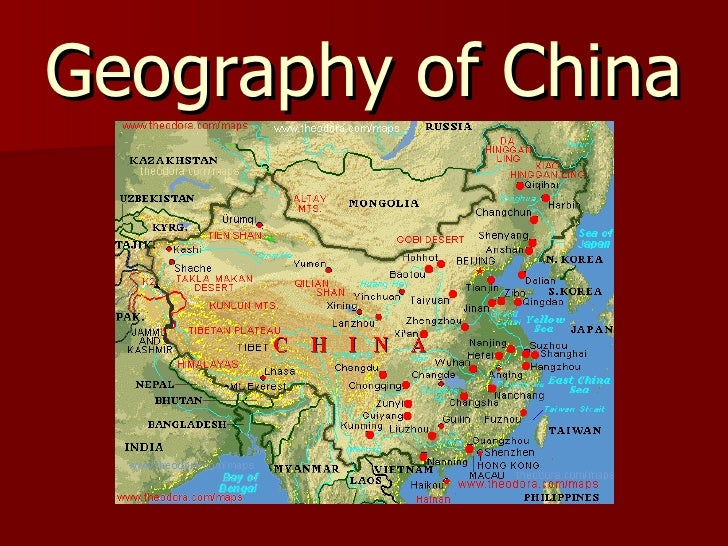 Geography of Beijing
