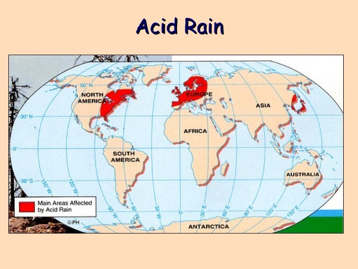 a environmental danger of acid rain in europe and united states What to do about climate change ruth greenspan bell  united states see all russia & fsu russia  derived from us efforts to deal with acid rain.
