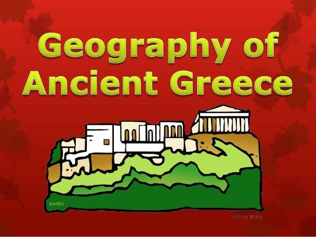 Geography of greece slideshow