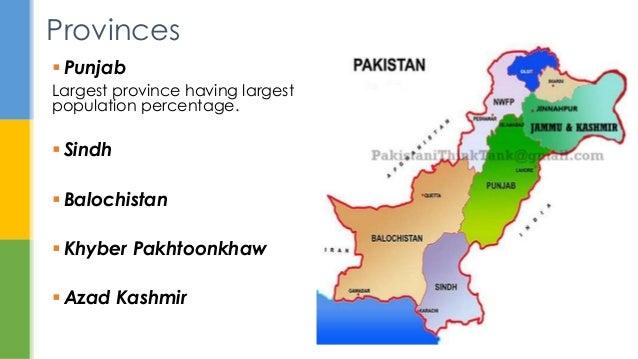 Provinces  Punjab ...