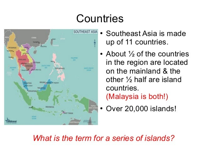 the effects of geography on southeast Get an answer for 'how does the geography affect the people that live there' and find homework help for other history questions at enotes geography effect.
