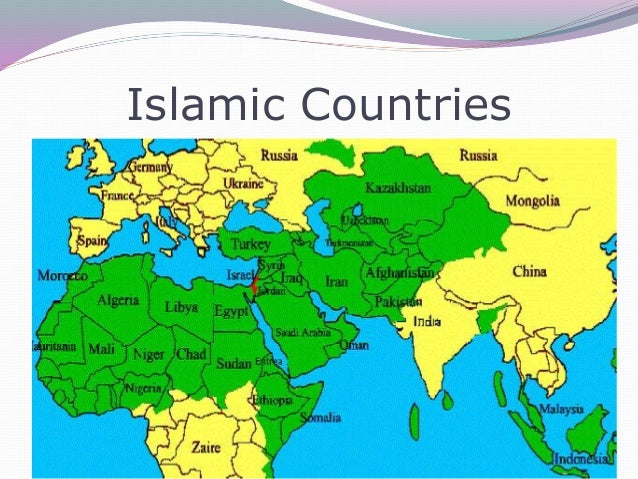 Geography Of The Muslim World Class 7th