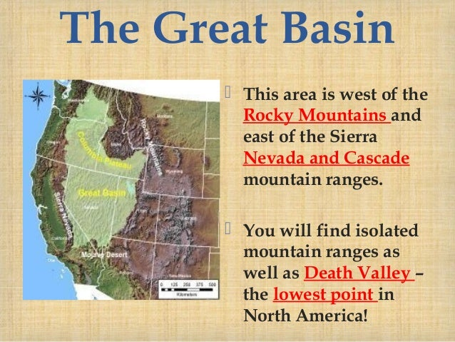 the great basin 23