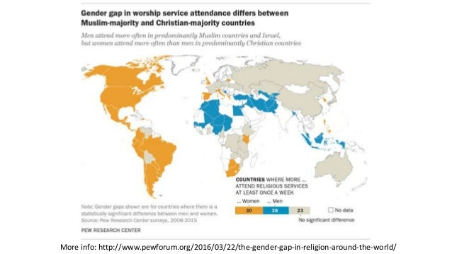 Religious Demography Maps And Data From Pew Research Center