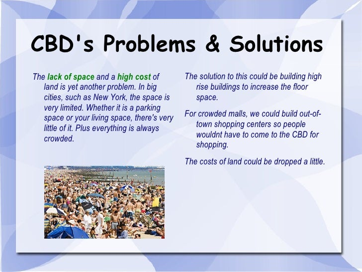 cbd problems and solutions