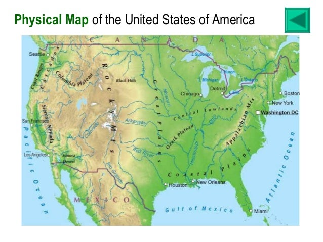 Maps Update 20181365 Map Usa Geographical Map Usa Geographical – Map Usa Geographic